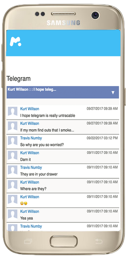 telegram monitoring